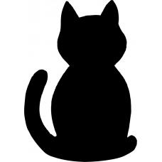 10015 - Gezellig dikke kat