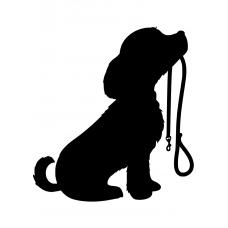 10027 - Hond riem in bek