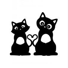 10031 - Kattenliefde