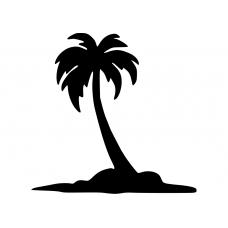 10076 - Palmboom eiland